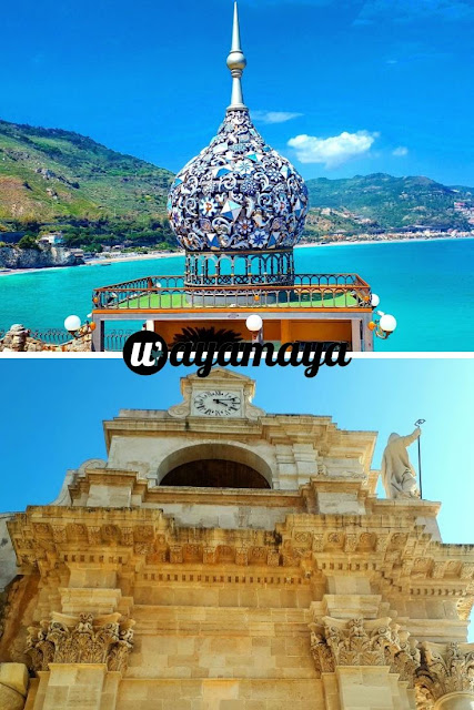 Arab dome in Taormina & Roman Cathedral of Syracuse | Sicily, Italy | wayamaya