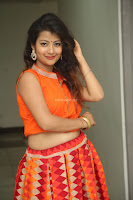 Shubhangi Bant in Orange Lehenga Choli Stunning Beauty ~  Exclusive Celebrities Galleries 049.JPG