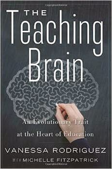 The Teaching Brain by Vanessa Rodriguez