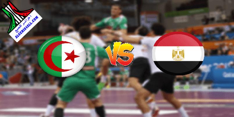 صور تتعلق بمباراة الجزائر مصر
