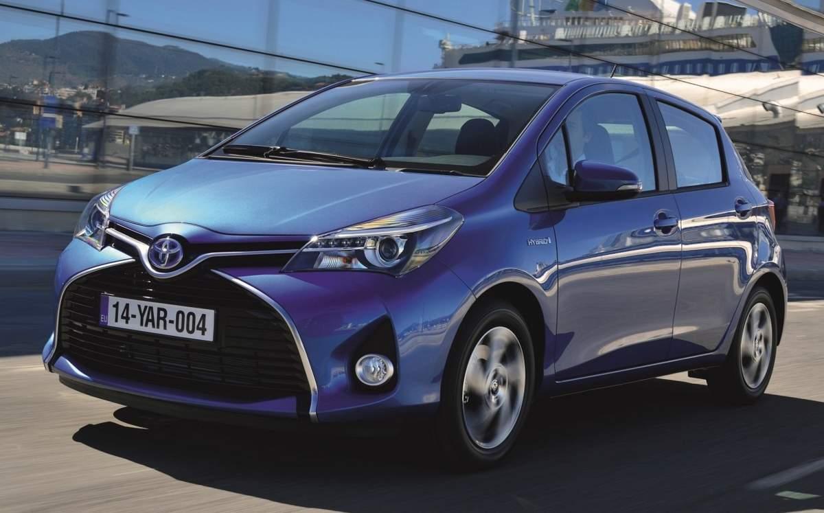 Toyota Yaris - 4ª compacto mais vendido do mundo