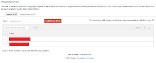 Tips Mencegah kode iklan Google Adsense disalah gunakan oleh pihak/situs lain