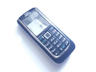 Casing Hape Jadul Nokia 6151 New Fullset Housing