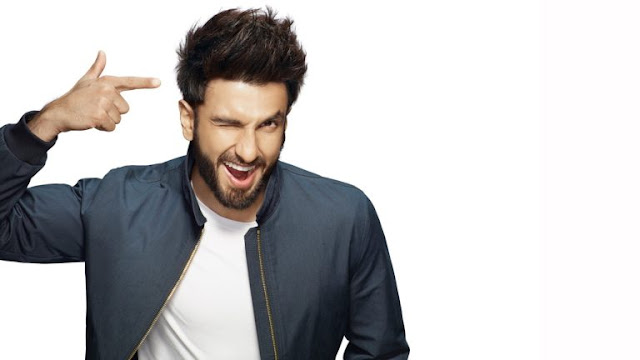 Ranveer Singh Hairstyle HD Pictures