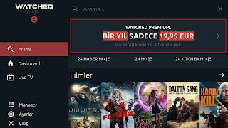 En iyi Film ve TV Şifreli ve Şifresiz Kanalları Bu Apk ile izleyebilirsiniz