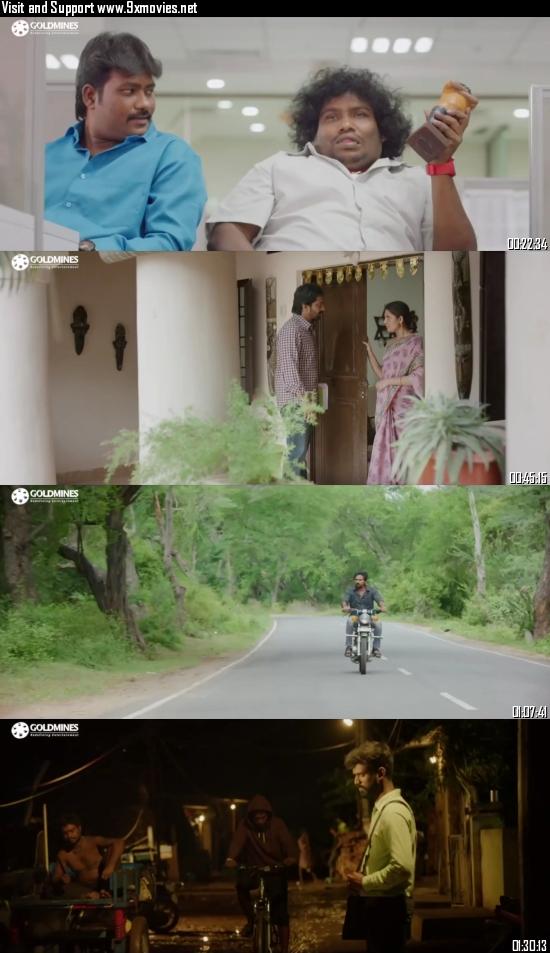 Taana 2021 Hindi Dubbed 720p HDRip 850mb