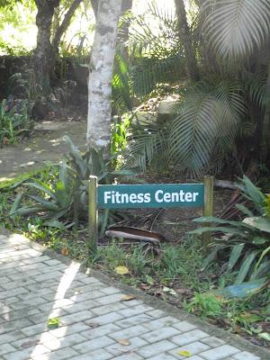 Fitness Center - Itamambuca Eco Resort