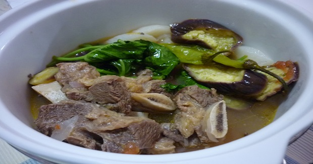 Beef Shortribs Sinigang Recipe