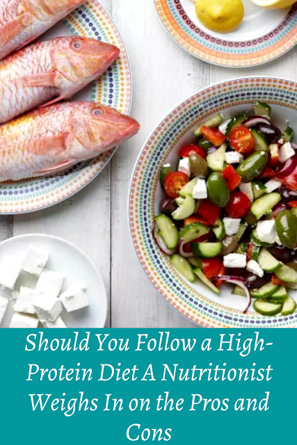 Should You Follow a High-Protein Diet A Nutritionist Weighs In on the Pros and Cons