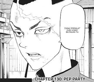Update! Baca Manga Tokyo Revengers Chapter 130 Full Sub Indo