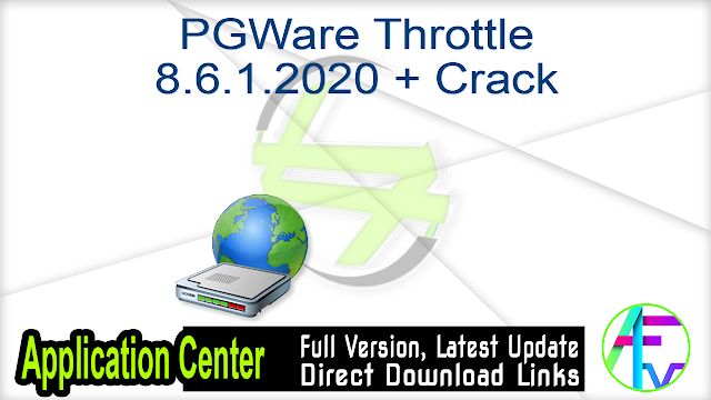 PGWare Throttle 8.6.1.2020 + Crack