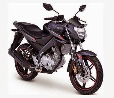 Harga Yamaha New Vixion black bolt