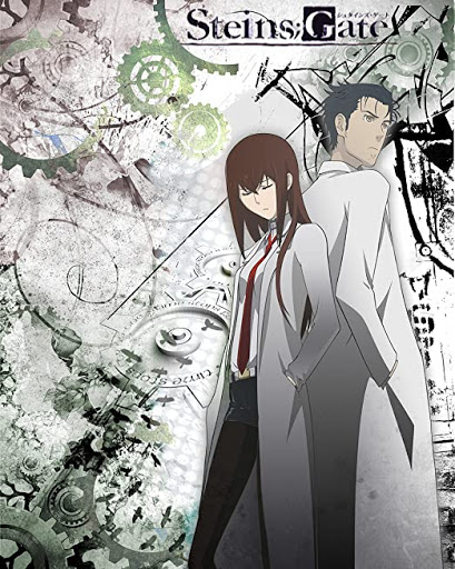 Steins Gate |24/24+Ova| |Audio Castellano| |Ligero| |Mega|