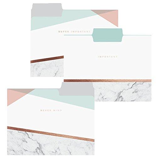 marble folders