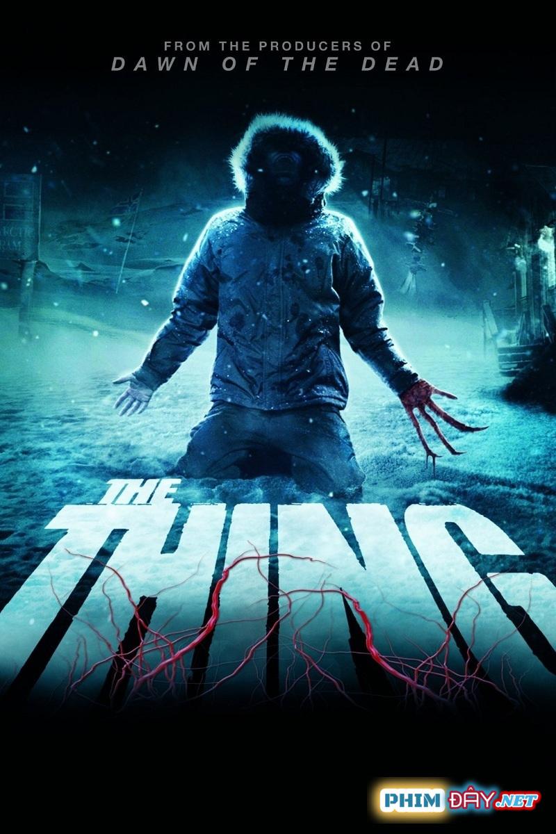 Quái Vật Kinh Dị - The Thing (2011)