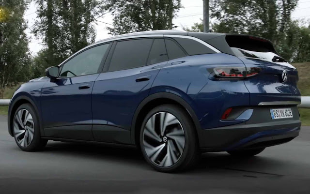 Volkswagen ID4 Elétrico - opinião dos jornalistas