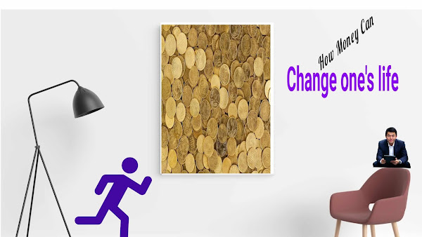 How money has changed someone I know Essay