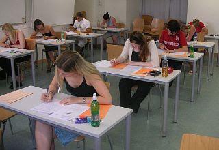 Students, Exam