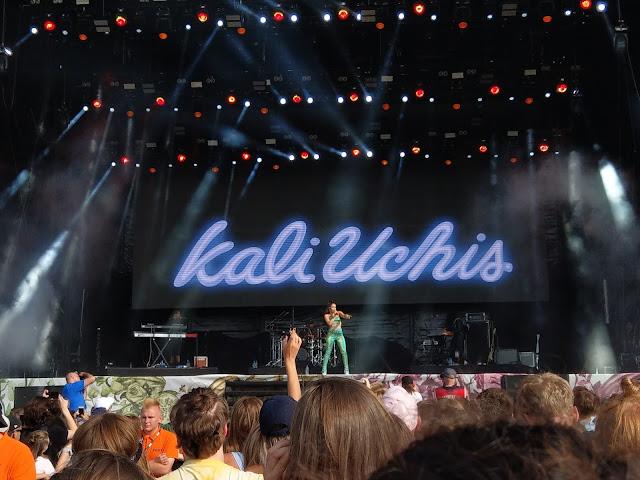 Kali Uchis, Open'er Festival 2018