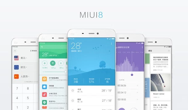 Update MIUI 8 Global Stable 8.0.1.0 For Xiaomi (All Type)