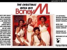 Boney - M   - Christmas songs mixtape