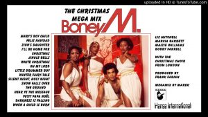 Boney - M   - Christmas songs mixtape
