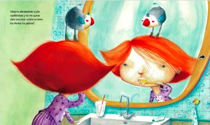 LIBRO: Los dientes de Trino Rojo - Marta Zafrilla y Sonja Wimmer - 2017