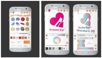 Cara Membuat Logo Menggunakan HP Android
