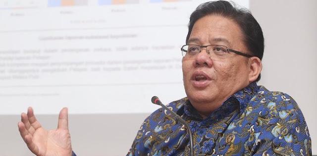 Ombudsman: Bagaimana Mau Efektif Awasi Eksekutif, Lift Saja Anjlok