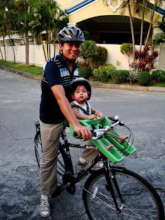 Riding A Folding Bike Around Manila Review Ibert Child