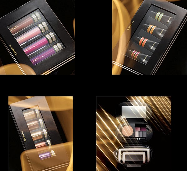 mac navidad 2013 divine night collection