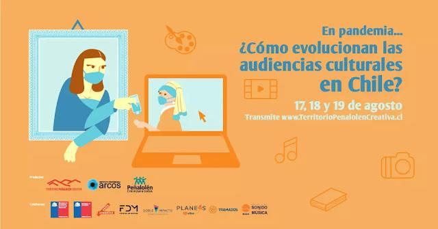 Instituto Arcos anuncia encuentro para analizar cómo la pandemia cambió las audiencias culturales