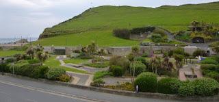 Crazy Golf course on the Promenade in Ilfracombe, Devon