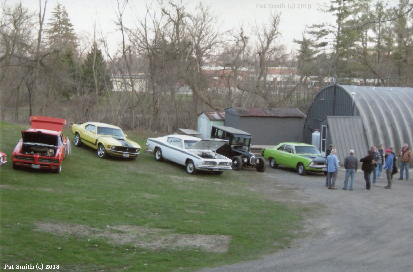 Random Car Club Celebrates 50 Years Phscollectorcarworld Electric Window Lifts Wiring Diagram For 1955 Studebaker Passenger Cars All Models Except 4 Door Sedans More Classics Including 1969 Gto Judge 1970 Boss 302 Barracuda Fastback And Dart Swinger