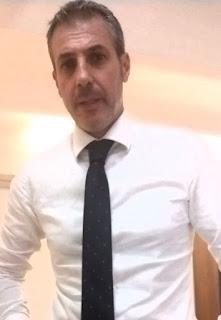 Gianluca GUERRISI  Segretario Generale Provinciale ROMA Sindacato Polizia CONSAP