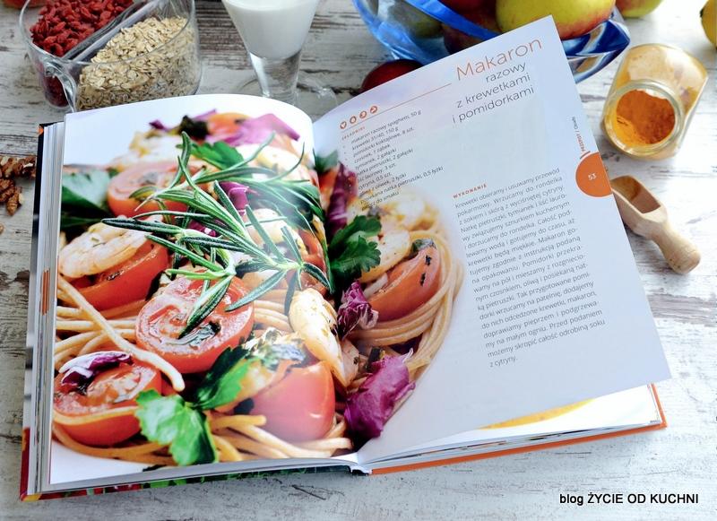 Zycie Od Kuchni Kuchnia Fit 2 Konrad Gaca Recenzja Ksiazki