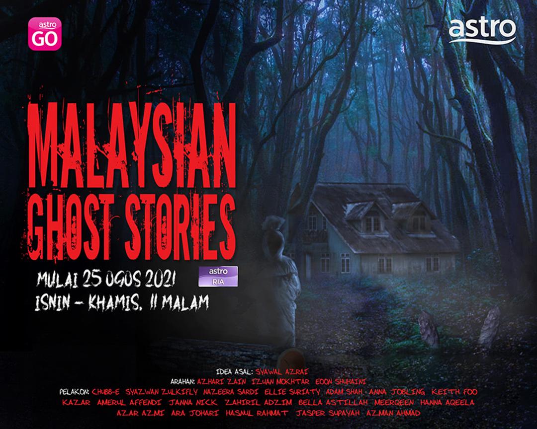 Drama Malaysian Ghost Stories