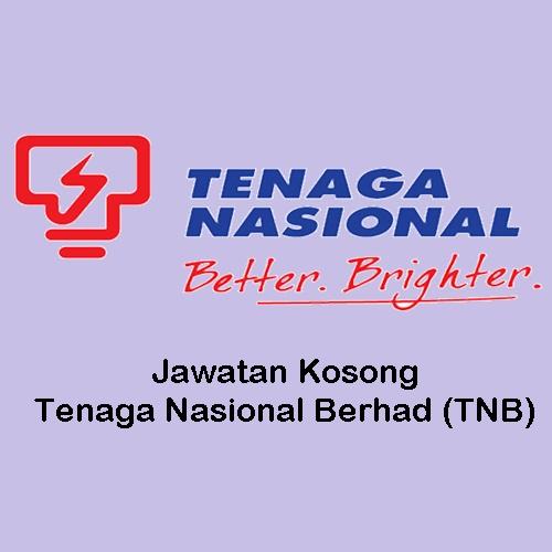 jawatan kosong TNB 2016, jawatan kosong Tenaga Nasional Berhad (TNB) terkini, cara memohon kerja kosong TNB 2016