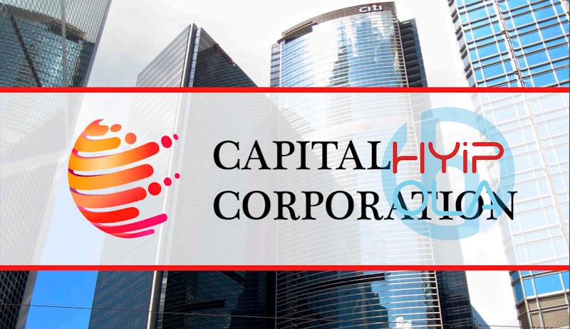 [SCAM] Review CapCom [Capital Coporation] HK - Dự án Top Hyip lãi up 26% hằng tháng