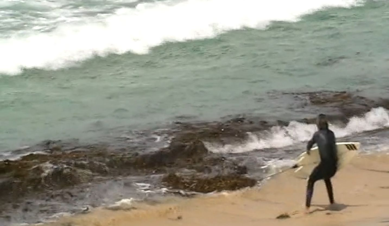 mar caprichoso