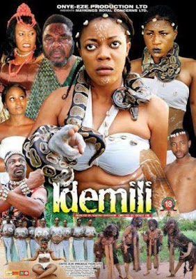 eve esin in idemili nollywood movie