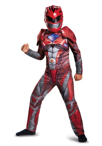 Henshin Grid: Power Rangers Halloween Costumes (Movie ...