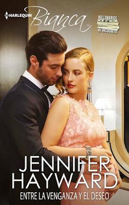 Jennifer Hayward - Entre La Venganza Y El Deseo