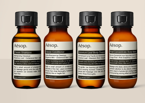 Aesop Jet Travel Set
