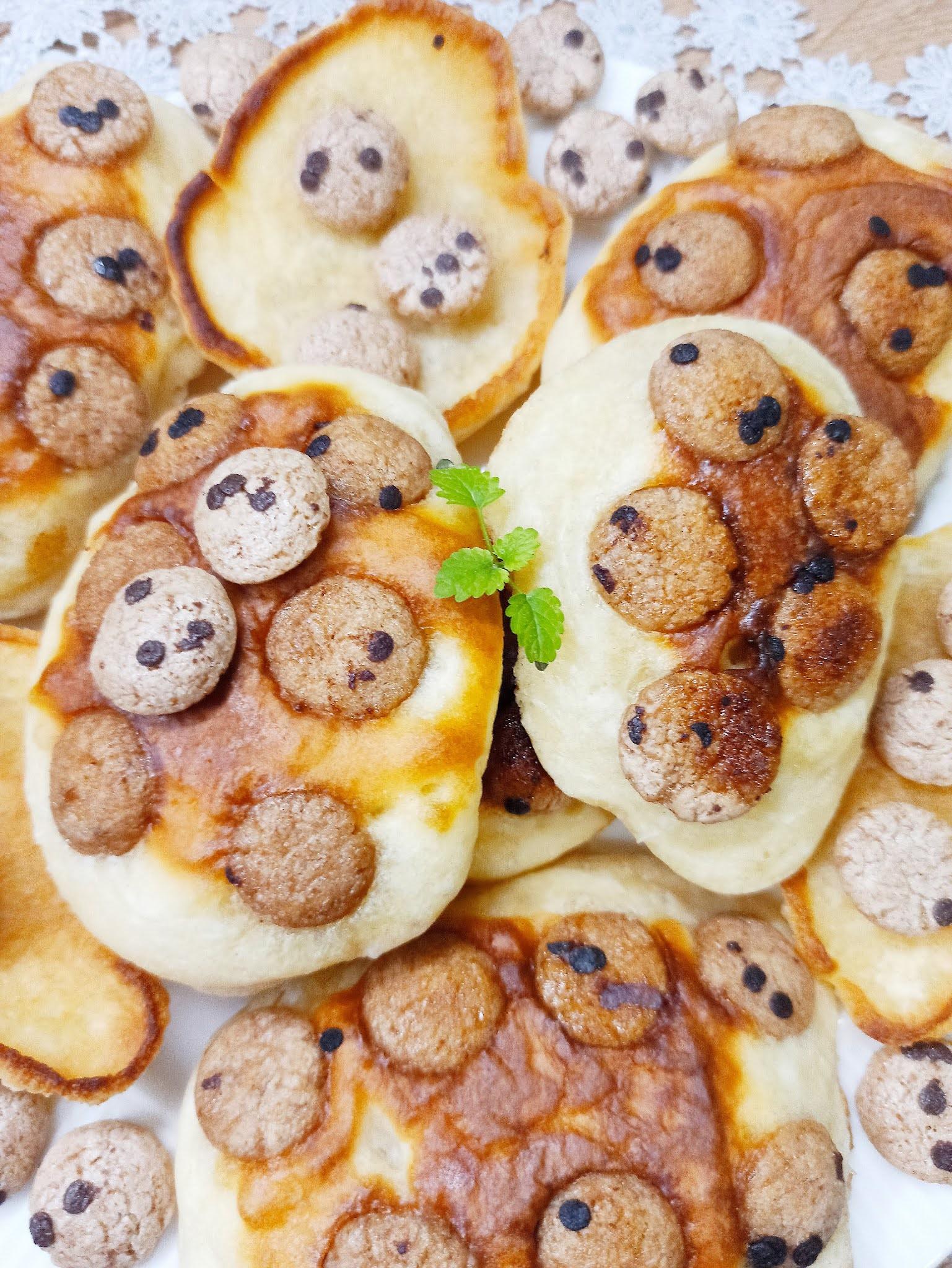 Placki Cookie Crisp