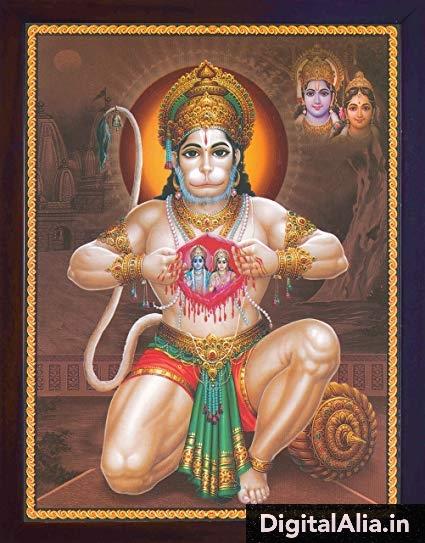 hanuman good morning images
