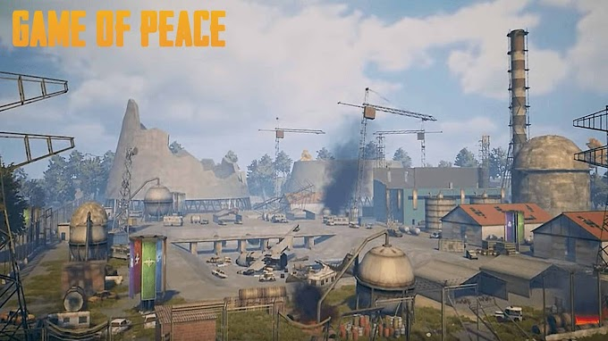 Erangal 2.0 released for PUBG mobile Chinese version