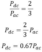 Comparison Between HVAC and HVDC