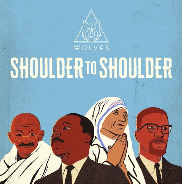 WOLVES Unveil New Single 'Shoulder To Shoulder'