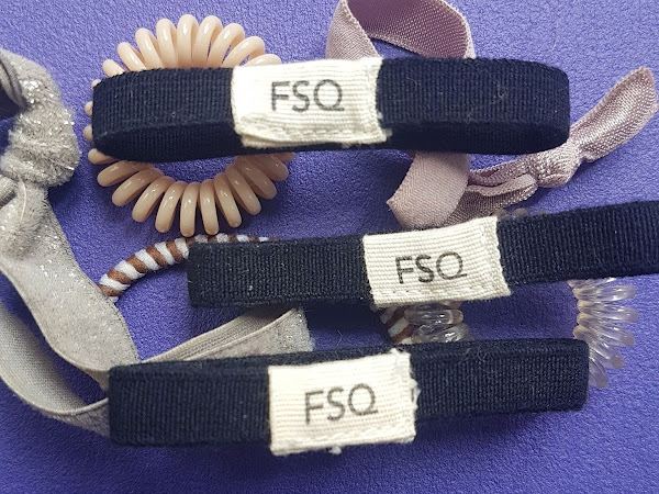 Plastic Free Hair Ties?: Sustainable Hair Style Solutions